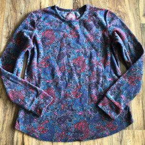 Climate Rite by cuddl duds fleece sweater Sz XL